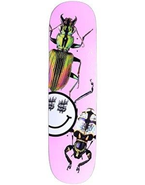 Quasi Skateboards Bug Magenta 8.2