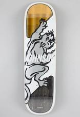 Quasi Skateboards Penn Yellow 8.5