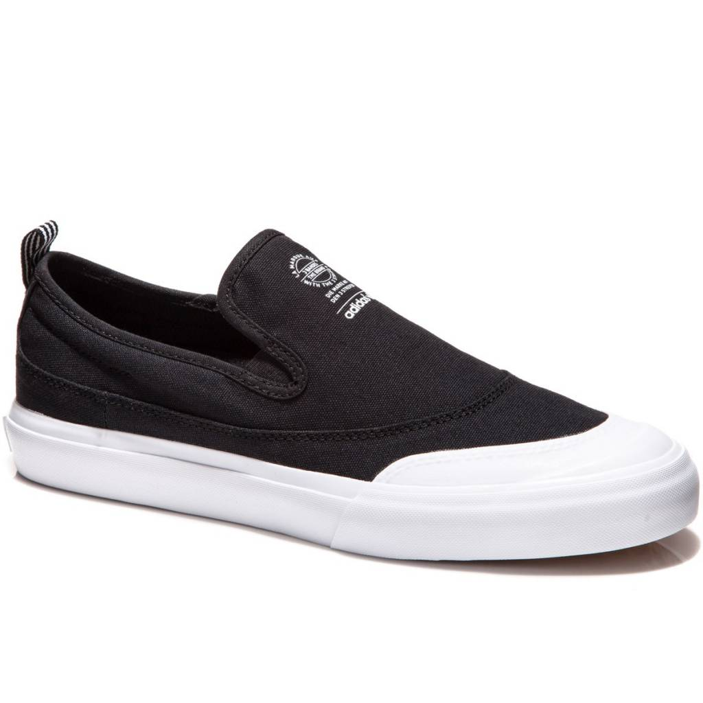 Adidas Matchcourt Slip Black/White