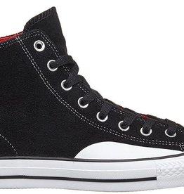 Converse USA Inc. CTAS Pro Hi Black/Enamel Red