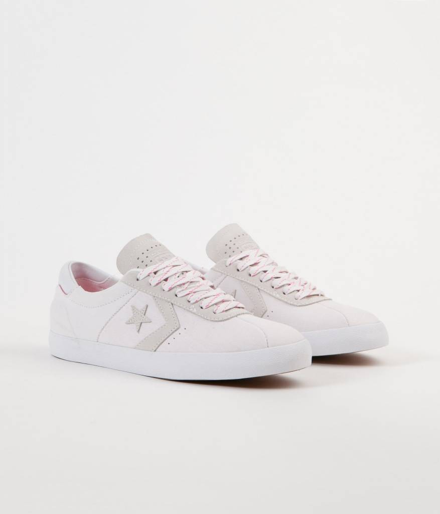 Converse USA Inc. Breakpoint Pro OX White/Pink
