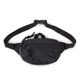 Brixton Hewes Bum Bag Black
