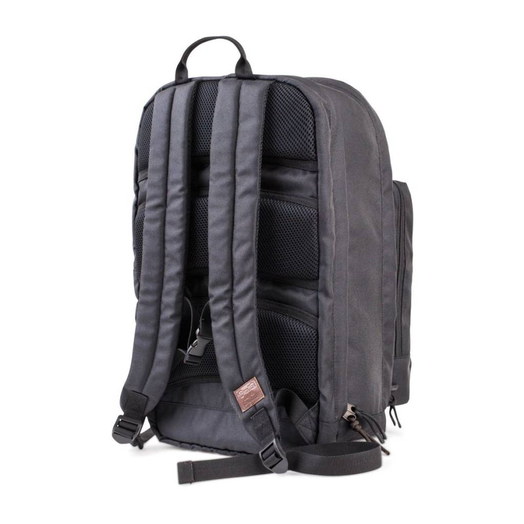 Brixton Range Backpack Black