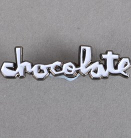 Chocolate Skateboards Chocolate Classic Chunk Enamel Pin