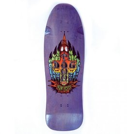 Dogtown Ben Schroeder Reissue Transparent Purple 10""