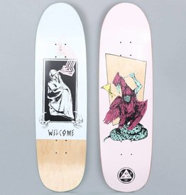 Welcome Skateboards Twenty Eyes on Atheme Pink 8.8""