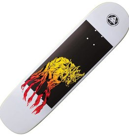 """Welcome Skateboards Maned Woof on Bunyip White 8.0"""""""