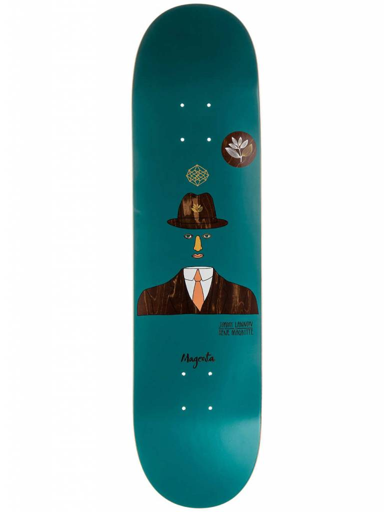 Magenta Jimmy-Magritte 8.0