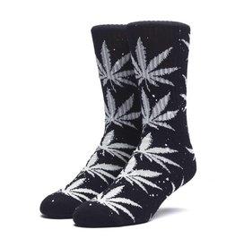 HUF Splatter Plantlife Socks Black