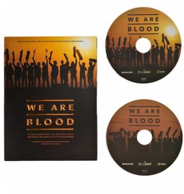 Primitive We Are Blood DVD