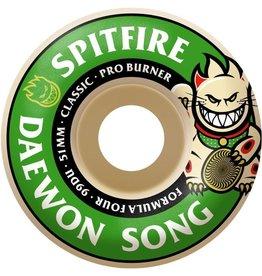 Spitfire Wheels F4 99 Daewon Burner