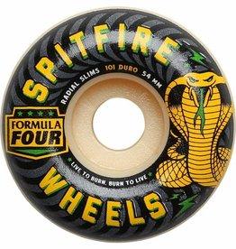 Spitfire Wheels Spitfire F4 101d Radial Slims