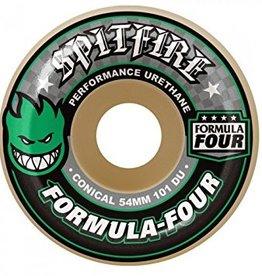 Spitfire Wheels Spitfire F4 101d Green Print