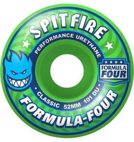 Spitfire Wheels Spitfire F4 101d Gang Green 54
