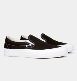 Vans Shoes Slip On Pro Toe-Cap Black