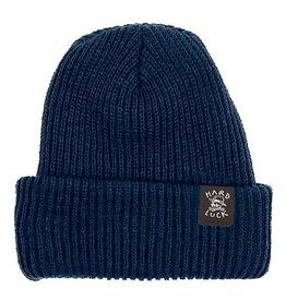 Hard Luck Mfg. OG Woven Navy Beanie