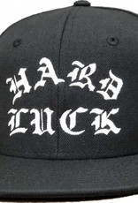 Hard Luck Mfg. Rosas Embroidered Cap Black