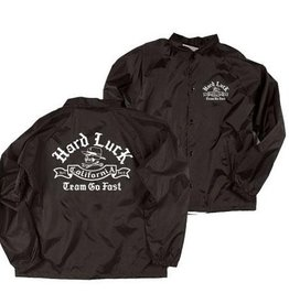 Hard Luck Mfg. Veterano Coaches Jacket Black
