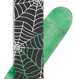 Hard Luck Mfg. Hard Luck Spider Web Clear Griptape