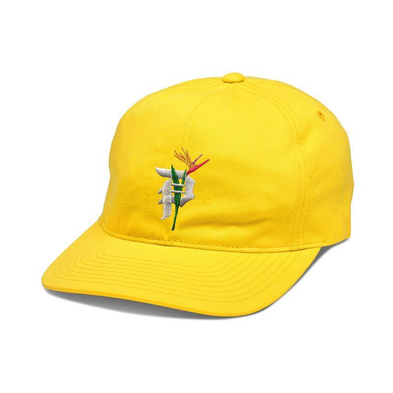 Primitive Dirty P Dad Hat Yellow