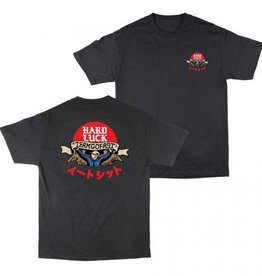 Hard Luck Mfg. Sol Rojo Tee Black