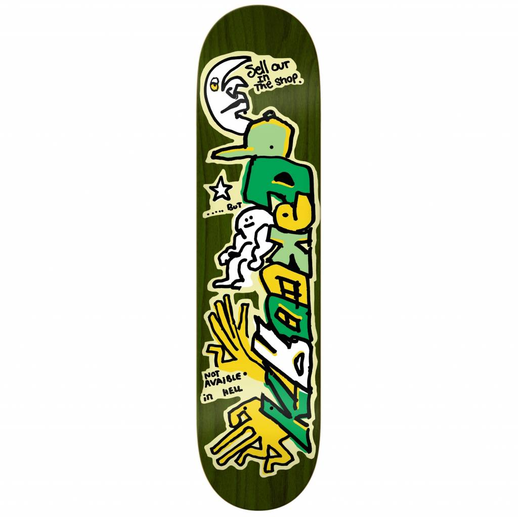 """Krooked Team Sell Out 8.5"""""""