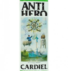Anti Hero Cardiel 4 Pillars 8.4""