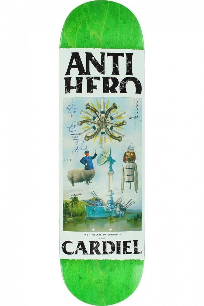"Anti Hero Cardiel 4 Pillars 8.4"""