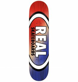 "Real Skateboards Angel Dip Oval 7.75"""