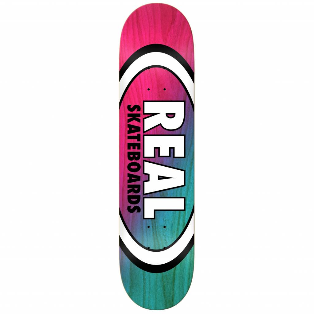 "Real Skateboards Angel Dip Oval 8.5"""