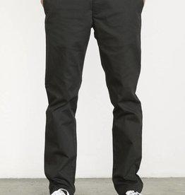 RVCA Week-End Stretch Pant Black