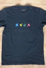 RVCA Crypt Party Black