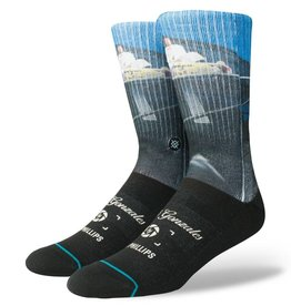 Stance Socks Cologne Black Large