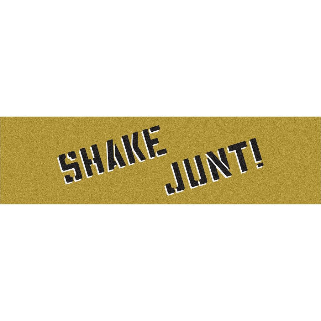 Shake Junt SJ Gold/Black Griptape