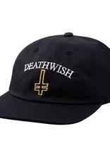 Deathwish Skateboards Join Us Black Snapback