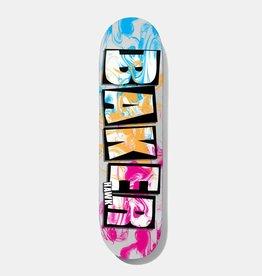 "Baker Skateboards Brand Name Ink Drops RH 7.75"""