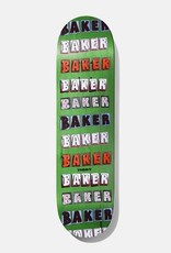 "Baker Skateboards Colored Pencil JF 8.125"""