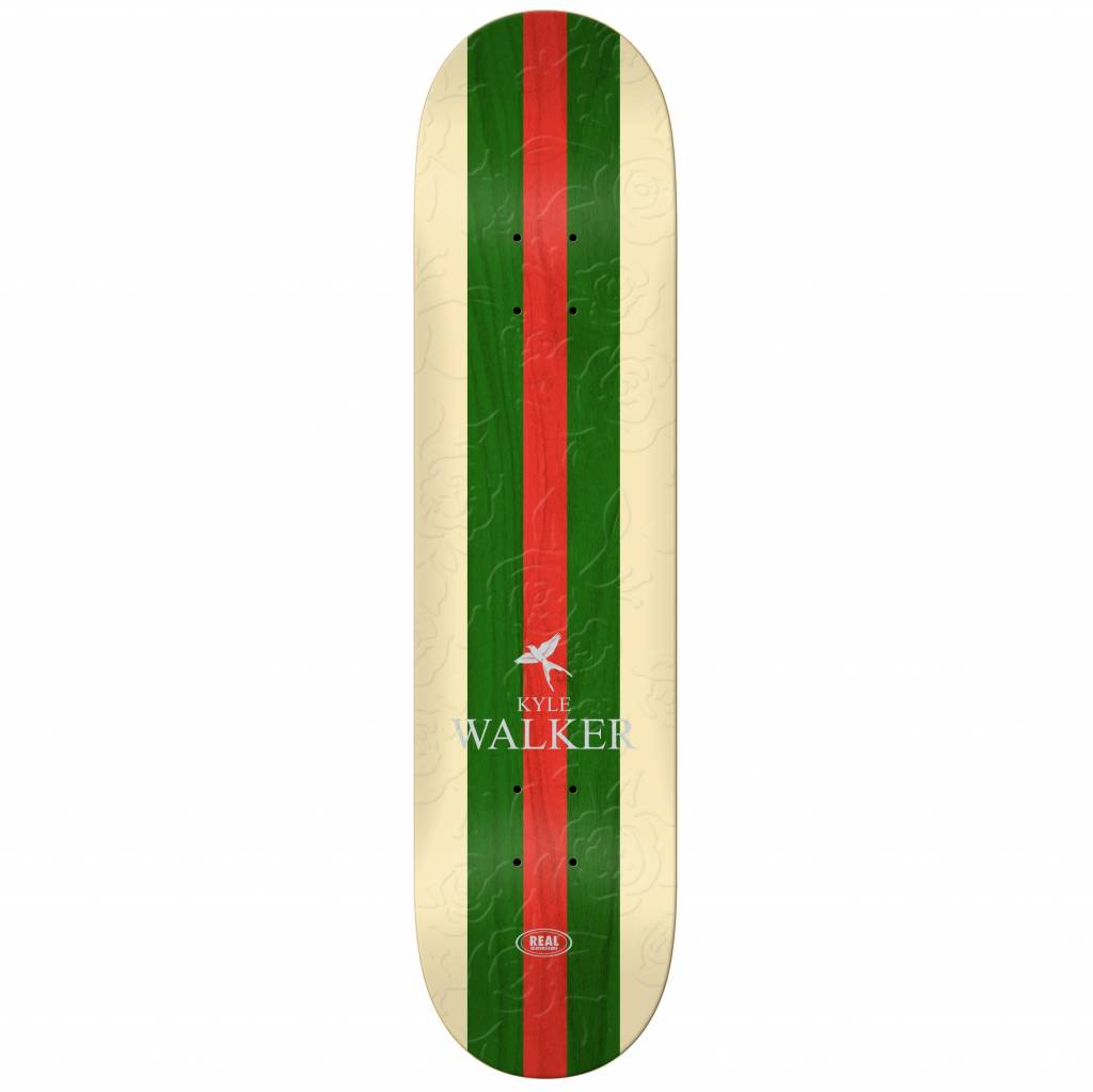 Real Skateboards Walker Shine On 8.12