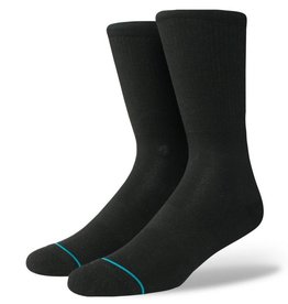 Stance Socks Fashion Icon Black Large