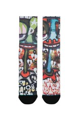 Stance Socks Frost Heart Multi Large