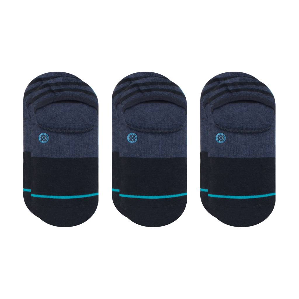 Stance Socks Gamut 3 Pack Navy Large