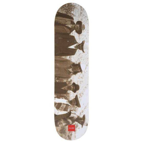 Chocolate Skateboards Chocolate Films Paco 8.0""