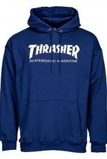 Thrasher Mag. Skate Mag Hoody Navy L