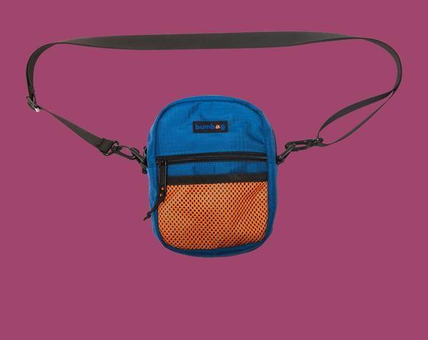 Bum Bag Nicks Shoulder
