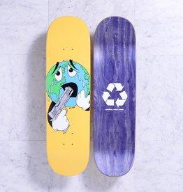 Quasi Skateboards World (Yellow) 8.5
