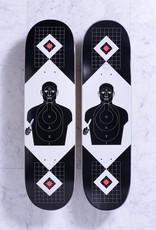 Quasi Skateboards Perp (Black) 8.375