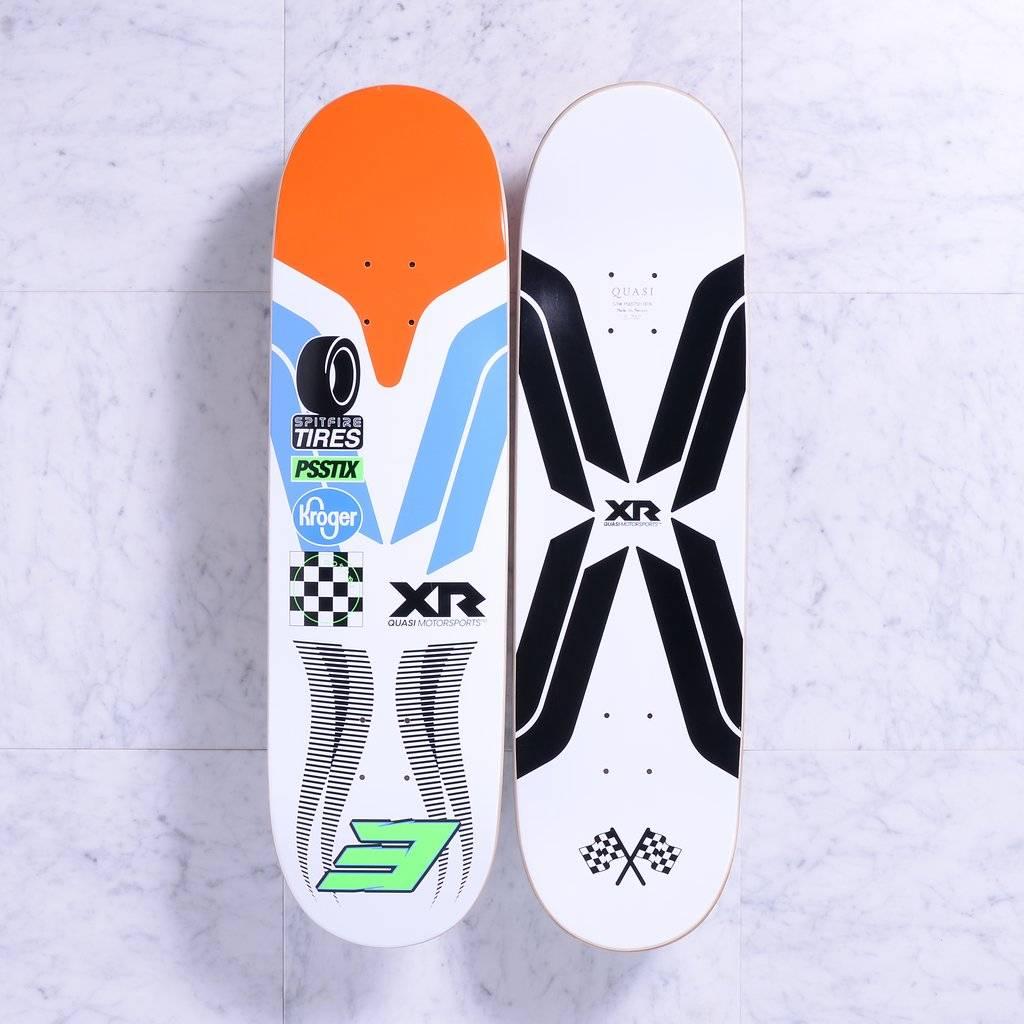 Quasi Skateboards XR Sport (Orange) 8.75