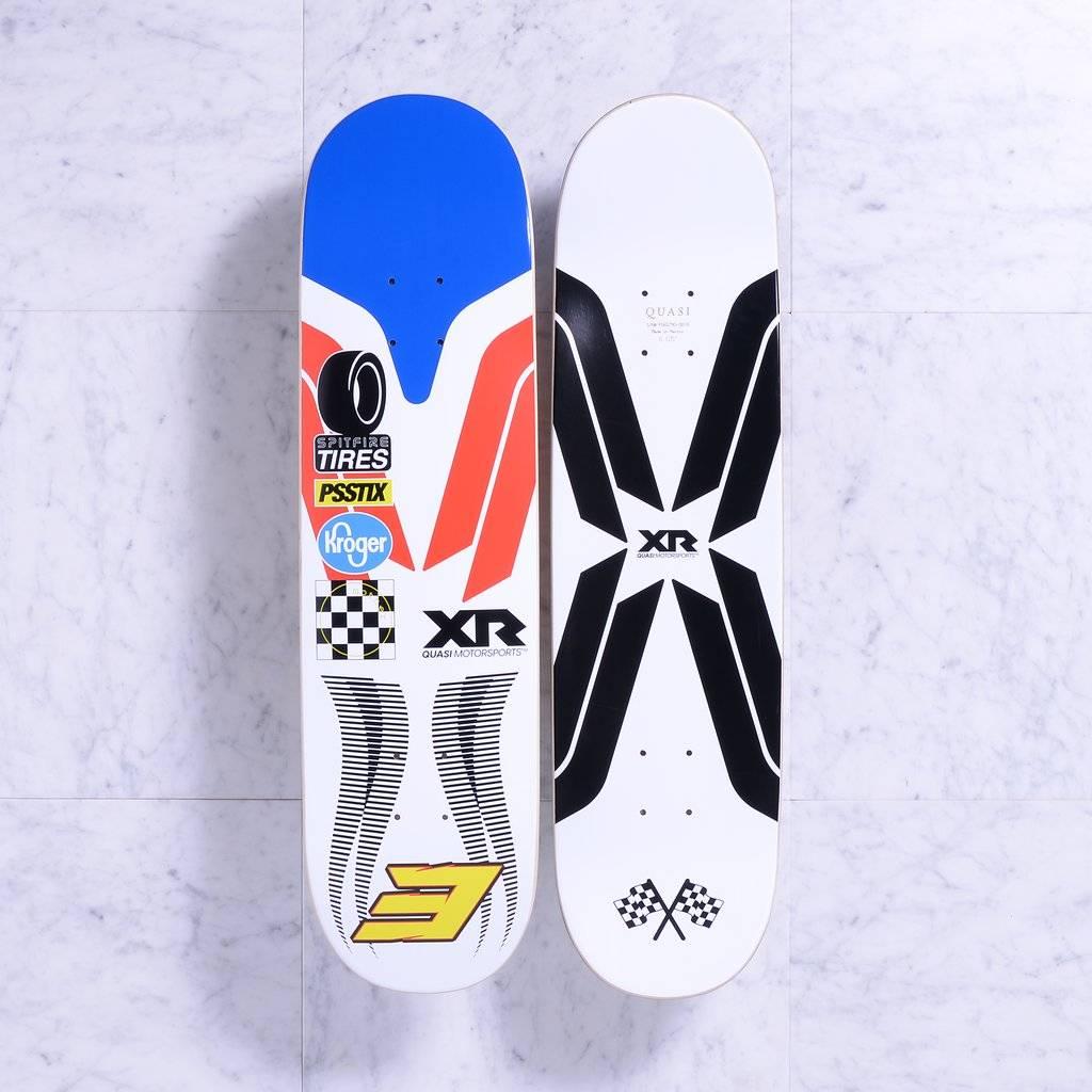 Quasi Skateboards XR Sport (Blue) 8.125