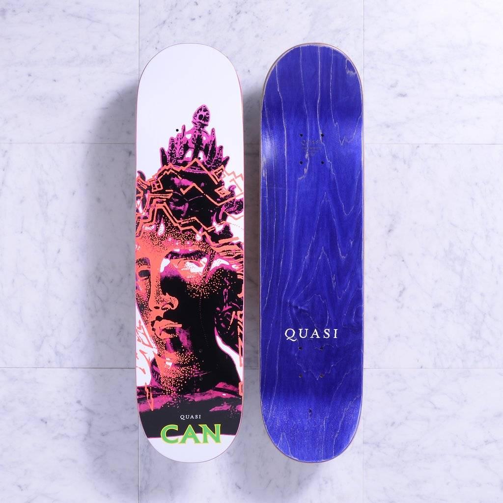 Quasi Skateboards Lotus (Red) 8.0