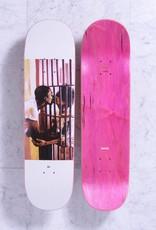 Quasi Skateboards Bars (White) 8.25